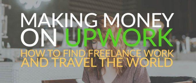 Making Money On Upwork For Beginner Freelancers