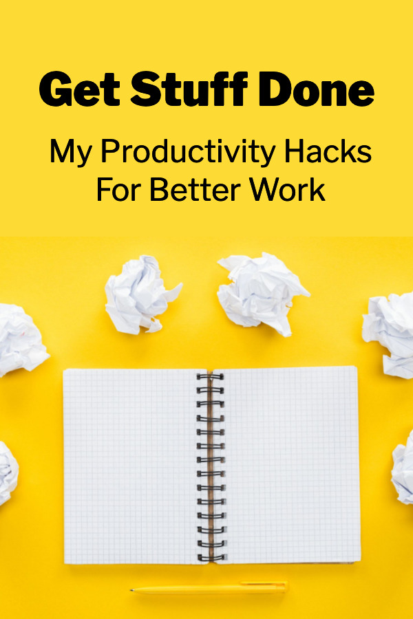 Get Stuff Done Get Started With Time Management