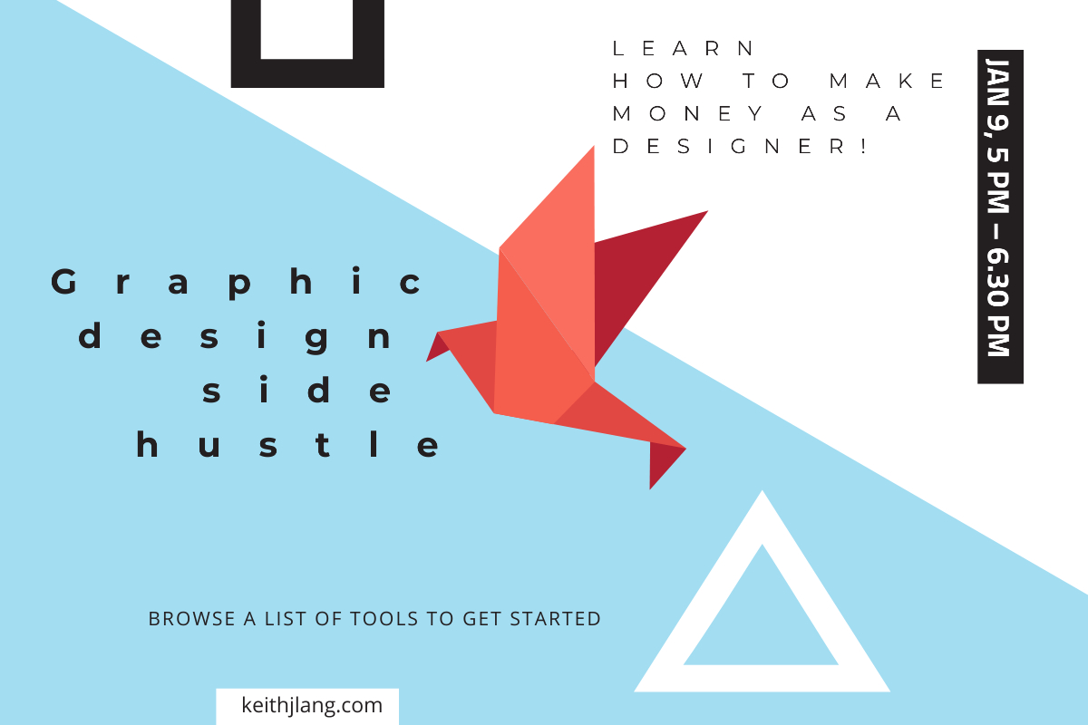 How to Start a Graphic Design Side Hustle