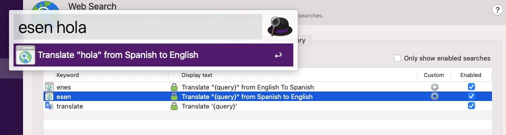 translate spanish to english google translate